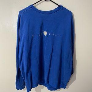 50% Off Nike Golf Mens Crew Neck Sweatshirt XL